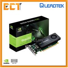 Leadtek Nvidia Quadro NVS K1200 4GB GDDR5 Professional Graphic Card