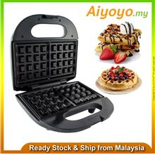 SOKANY KJ-108 Waffle Machine Maker Baking Tools Sandwich Non stick coa