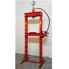 12Ton Hydraulic Shop press With Meter ID30357