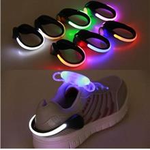 Shoes Sneaker Led Clip Light Night Walking Running Safety