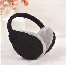 Washable Unisex Knitted Warm Earmuffs Warm Ear Muffs