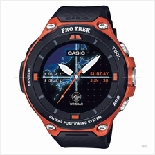 CASIO WSD-F20-RG Pro Trek Smart GPS touchscreen androidwear iOS orange