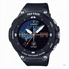 CASIO WSD-F20-BK Pro Trek Smart GPS touchscreen androidwear iOS black