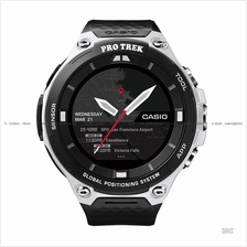 CASIO WSD-F20-WE Pro Trek Smart GPS touchscreen android iOS white LE