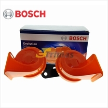 Genuine ROBERT BOSCH Evolution Fanfare Snail BM Car Horn Automotive Set