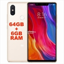 Xiaomi Mi 8 SE 64GB + 4GB / 6GB RAM, 5.88' Super AMOLED - Import set