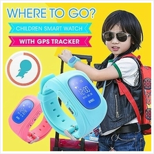 2019 Q50 GPS kid watch tracker GPS+LBS children smart watch