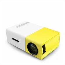 YG300 Portable Mini Projector LED
