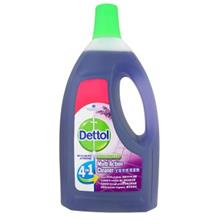 Dettol 4 in1 Fresh Lavender Multi Action Cleaner 1500ml - UK