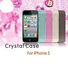 BASEUS Crystal Case Cover iPhone 5 5s