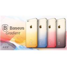 BASEUS Transparent Gradient Color Design Case iPhone 6 6S Plus