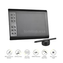 1060 Plus Wireless Drawing Graphic Tablet For Graphic Designers