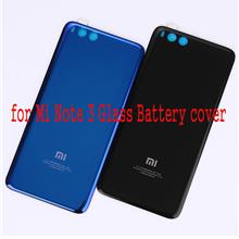 BSS Xiaomi Mi Note 3 Back Battery Cover Housing Sparepart