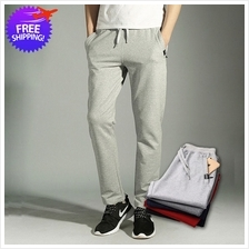 Men Cotton Slim Fit Casual And Sport Long Trousers Pants