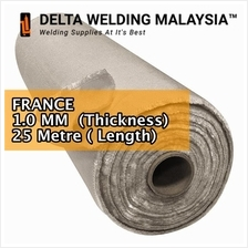 SAFETY WELDING SPATTER  BLANKET MALAYSIA ( FRANCE) 25 METRE
