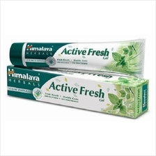Himalaya Active Fresh Herbal Toothpaste (100g)