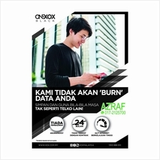 ONEXOX Burn Proof BLACK Plan