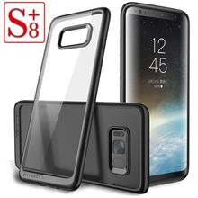 Samsung Galaxy S8/S8+ transparent phone protection case casing cover