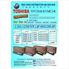 TOSHIBA E-STUDIO2555C/3055C/3555C/4555C CMYK -Copier Toner Cartridges