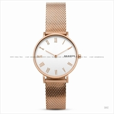 SKAGEN SKW2714 Women's Hald Slim Interchange Mesh Bracelet Rose Gold