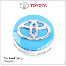 Car Wheel HubCap With Lamp - Toyota