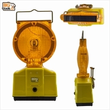 M-CLASS Solar Rechargeable Barricade Warning Lights | Traffic signal F