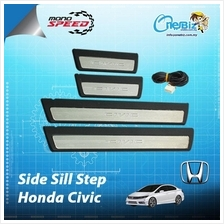 Side Sill Step with Light (OEM) - Honda Civic 2013