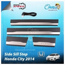 Side Sill Step with Light (OEM) for Honda City 2014