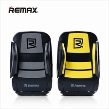 Remax Car Holder RM-03 (Black + Grey / Black + Yellow)