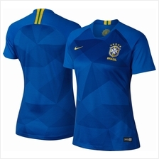 Jersey - Women Brazil Away World Cup Official 2018 Jersey Football Jer