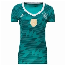 Jersey - Women Germany Away World Cup Official 2018 Jersey Football Je
