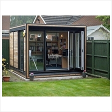 Mini Garden Study Room(Modular Box Architecture)