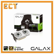 Galax GeForce GTX 1050 TI EXOC White 4GB DDR5 128-Bit GPU