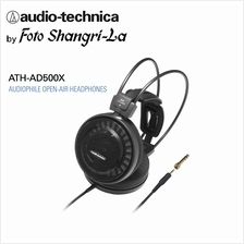 Audio Technica ATH-AD500X Audiophile Open Air Headphones Headset Cover