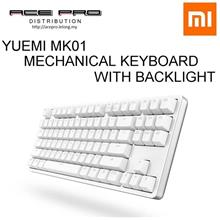 XIAOMI Mi Yuemi MK01 Backlight Mechanical Gaming Keyboard - 87 Key