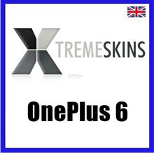XtremeSkins back skin OnePlus 6 One Plus 6 skin backskin