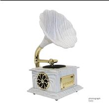 SPL108 mini phonograph