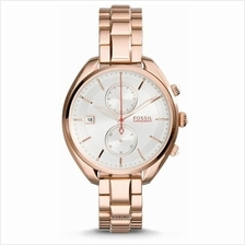 Fossil CH2977 Women Land Racer Chronograph Rose-Tone Watch