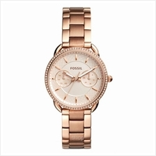 Fossil ES4264 Women Tailor Multifunction Rose Gold-Tone Stainless Steel Watch