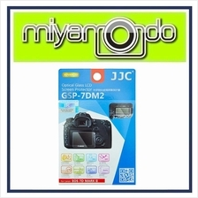 JJC GSP-7DM2 Tempered Glass LCD Screen Protector for Canon 7D Mark II