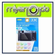 JJC GSP-X100T Tempered Glass LCD Screen Protector for FUJIFILM X100T