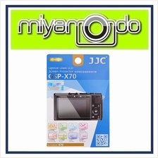 JJC GSP-X70 Tempered Glass LCD Screen Protector for Fujifilm X70