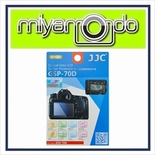 JJC GSP-70D Tempered Glass LCD Screen Protector for Canon 70D 80D
