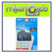 JJC GSP-6D Tempered Glass LCD Screen Protector for Canon 6D