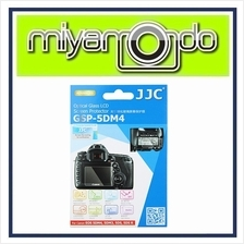JJC GSP-5DM4 Tempered Glass LCD Screen Protector for Canon EOS 5D Mark