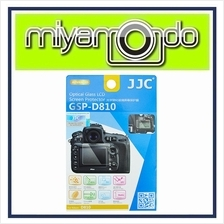 JJC GSP-D810 Tempered Glass LCD Screen Protector for Nikon D810