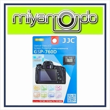 JJC GSP-760D Tempered Glass LCD Screen Protector Canon 800D 760D 750D