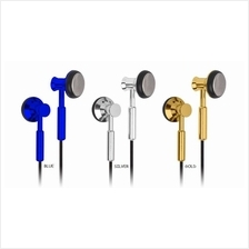 CLiPtec équal Metal In-Ear Earbuds (BME804)