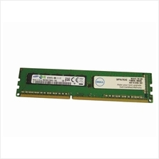 YWJTR Dell 4GB (1 x 4GB) 1600MHz PC3-12800 Single Rank ECC Unbuffer