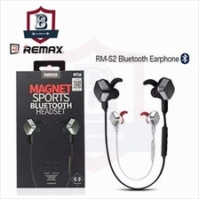 Original Remax RM-S2 Magnet Sports Stereo Bluetooth Wireless Headset